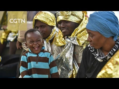 Refugee Crisis:181,000 migrants arrived in Italy in 2016