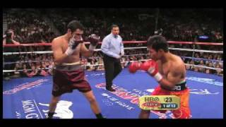 De La Hoya-Pacquiao: Death by 1,000 left hands...