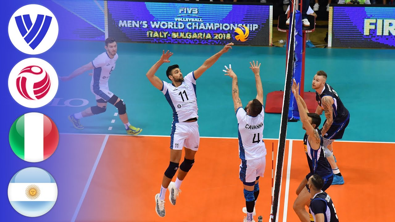 Download Italy vs. Argentina - Full Match | Round 1 | Men's Volleyball World Championship 2018