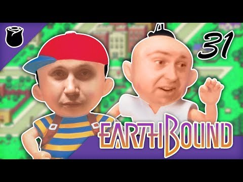 EarthBound part 31: Brought to you by Molyneux