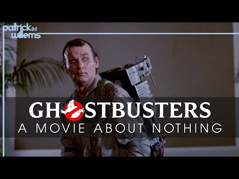 Ghostbusters: A Movie About Nothing video essay