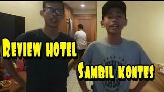 REVIEW HOTEL BANDUNG BARENG YOUTUBER 500K LAGI