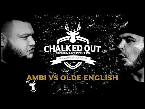 AMBI vs OLDE ENGLISH | Chalked Out | Volume 2
