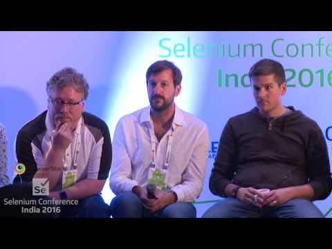 Keynote:Q & A with the Selenium Committee
