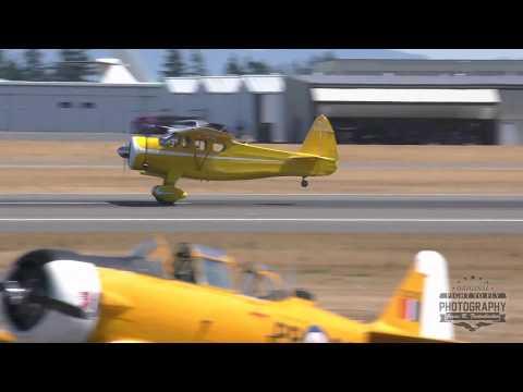 Howard DGA, Great Lakes, Cessna Businessliner - Vintage Aircraft Weekend