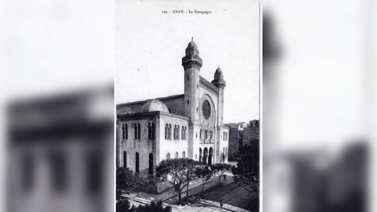 Le Grand Temple d'Oran - Un jour notre Histoire du 7 mars