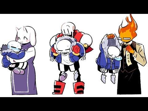 銆� Undertale Animation Dub Part 13 銆慐pic Undertale Comic dubs Compilation