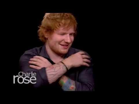 Ed Sheeran Explains His Tattoos (Oct. 2, 2015) | Charlie Rose