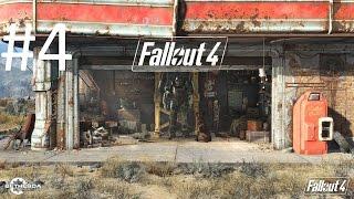 Прохождение Fallout 4. Пропала собака 4.