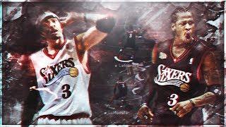 ALLEN IVERSON CRAZY ANKLE BREAKERS & INSANE DRIBBLE COMBOS- NBA2K18