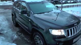 Выбираем б\у авто Jeep Grand Cherokee (бюджет 950-1.000тр)
