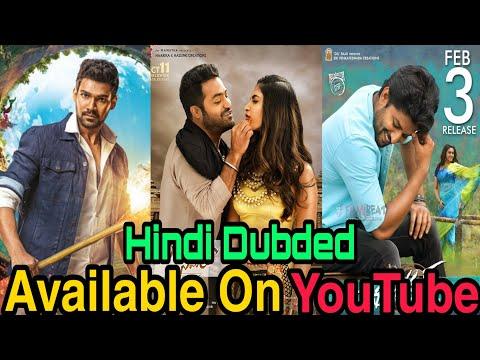 Top 5 New hindi Dubded Movie available on YouTube ( Part - 41 )