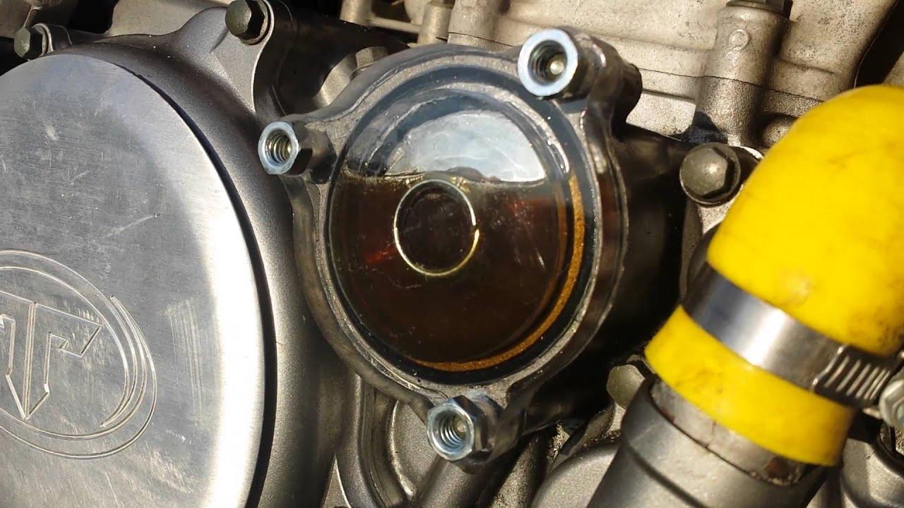 Suzuki Dr Oil Change
