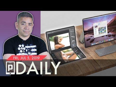 Apple's FOLDABLE iPad May Be Next?