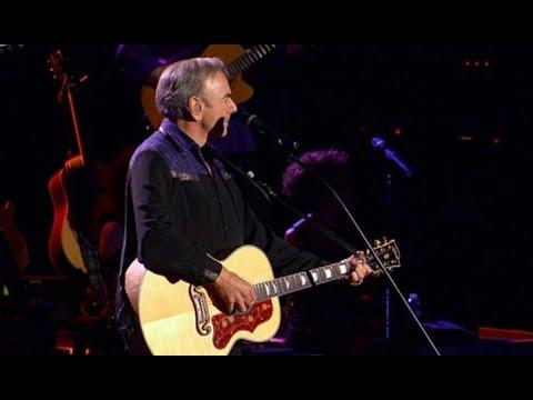 NEIL DIAMOND - Morningside (Hot August Night III) (Live-2012) (HD)