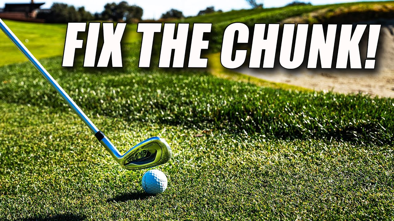THE BIGGEST MISTAKE GOLFERS MAKE with Chipping and How you Can Fix it