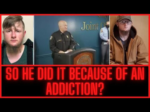 |NEWS| His Addiction Made Him Do It? He Don't Look Black To Me✔ Sounds About _____ To Me??♂️