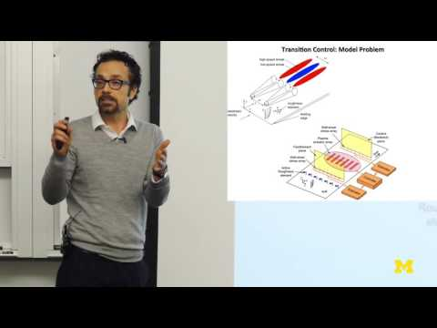 Ahmed Naguib | Plasma Actuators