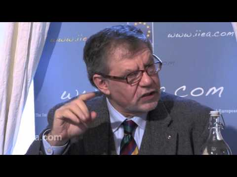 Joseph Weiler - What difference, if any, will the next elections to the European Parliament make?