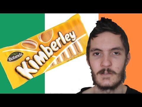 Trying Irish Kimberly Biscuits