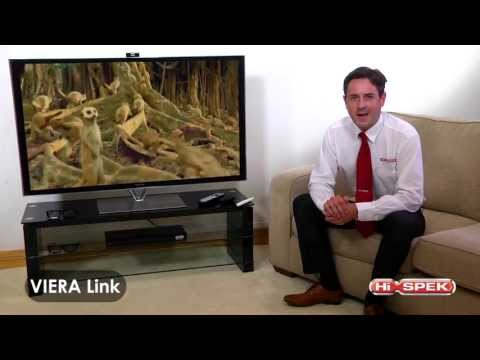 Panasonic VIERA TXP50VT65B TXP55VT65B TXP65VT65B Neo Plasma 3D FHD TV Product Review by Hispek.com