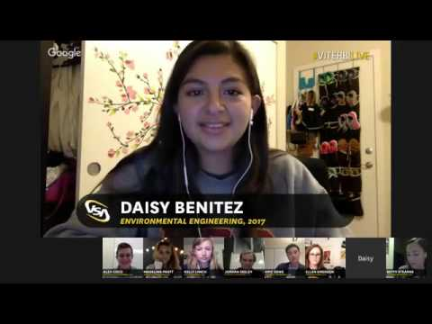 Viterbi School of Engineering Fall 2015 Live Chat