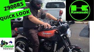 2018 Kawasaki Z900RS, First ride and Mono's