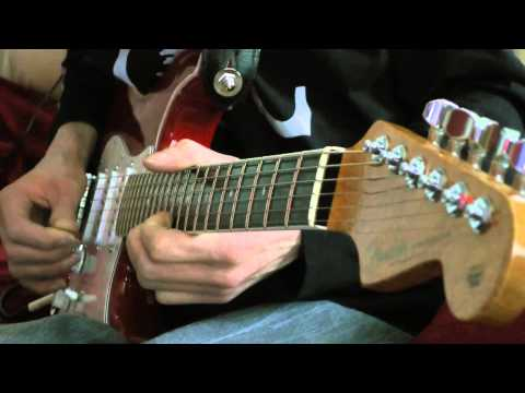 Gary Moore Parisienne Walkways Cover by Andrew Neil Dickson