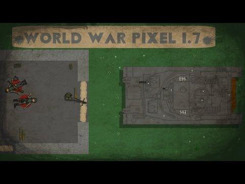 The War Continues | World War Pixel | GameJolt Indie Gameplay 1.7