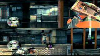 Army Of Two - 40th Day - co-op  walkthrough - Chapter 1