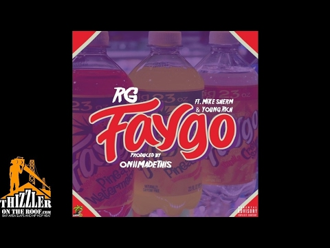 RG ft. Mike Sherm, Young Rich - Faygo [Prod. OniiMadeThis] [Thizzler.com]