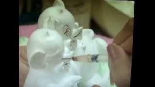 Bắt Bông Kem - Chuột Con 3D