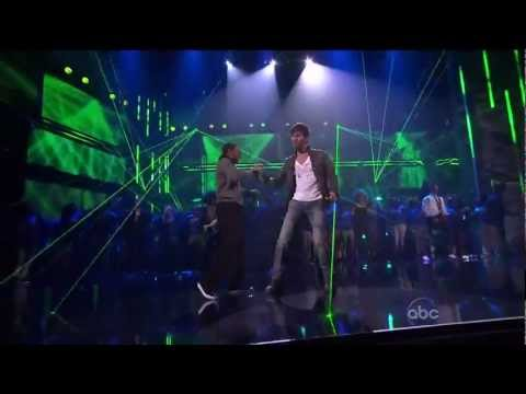 American Music Awards 2011 -Enrique Iglesias HD/3D