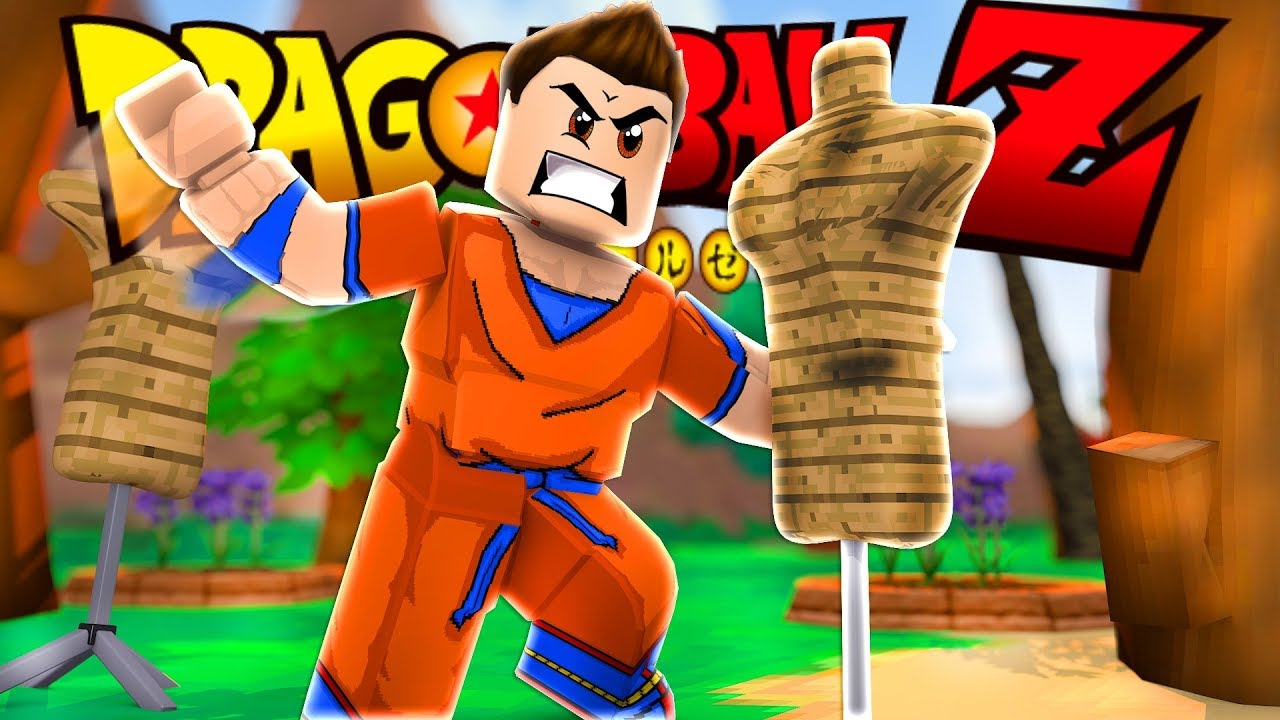 Best dragon ball games on roblox