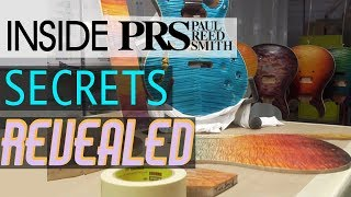 Inside Experience PRS | Secrets Revealed | Tim Pierce
