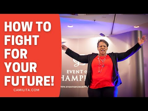 Camilita Nuttall 'How to Fight For Your Future'