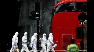 UK remains on alert after London terror attack