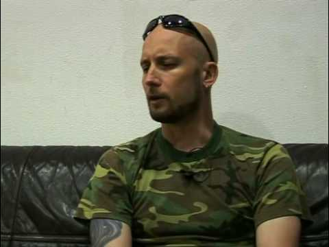 Interview Meshuggah - Jens Kidman (part 1)