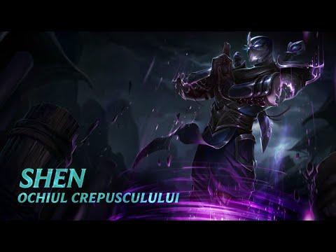 Prezentarea campionului Shen