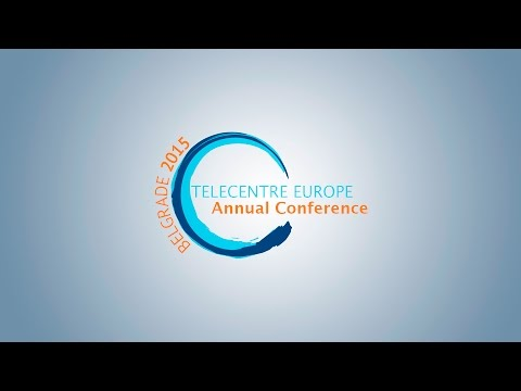 Telecentre Europe Annual Conference 2015