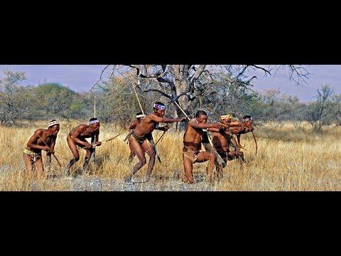 The tribal hunting in Africa / الصيد تربية في أفريقيا