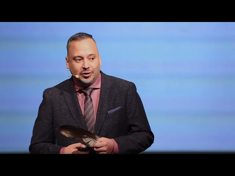 A Journey of Reconciliation and Re-building Relationships | Luke Dandurand | TEDxLangleyED