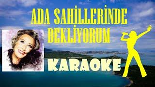 Ada Sahillerinde Bekliyorum - Karaoke