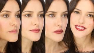 One Lipstick, Many Ways to Wear it Tutorial!