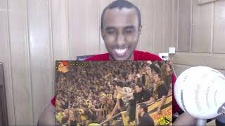 Basketball Fans USA vs Europe Epic Reaction!