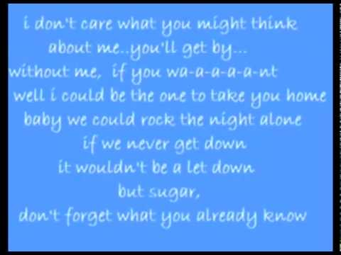Geek In The Pink (karaoke instrumental) by Jason Mraz with on screen lyrics.flv