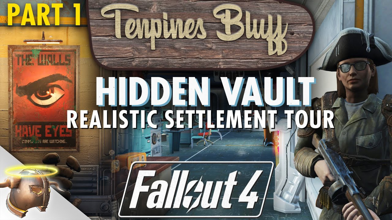 Meet the man pushing Fallout 4 settlements to their limits | PCGamesN