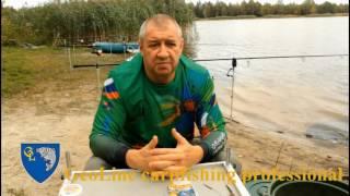 Ловля карпа на озере Новое Беларусь