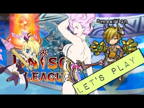 Unison League - Friendship Quest Rank 48 a cleric