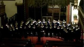 Sanctus - Ola Gjeilo - Luther College Nordic Choir